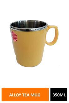 Nayasa Alloy Tea Mug With Lid 350ml