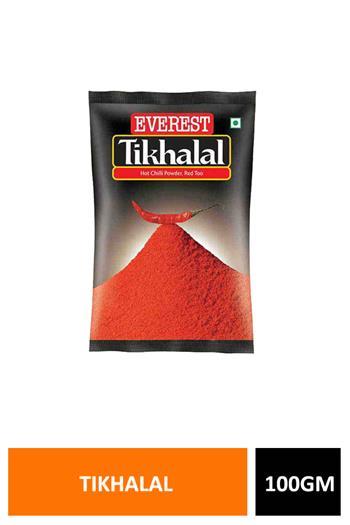 Everest Tikhalal 100gm