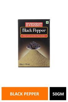 Everest Black Pepper 50gm