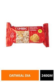 Unibic Oatmeal Dia 240gm