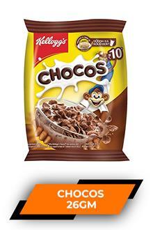 Kelloggs Chocos 26gm