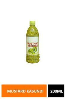 Fontys Mustard Kasundi 200ml