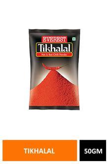 Everest Tikhalal 50gm