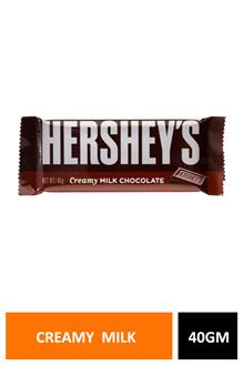 Hersheys Creamy Milk 40gm