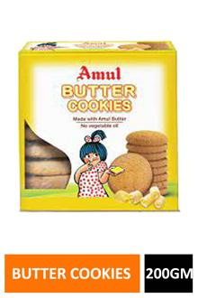 Amul Butter Cookies 200gm