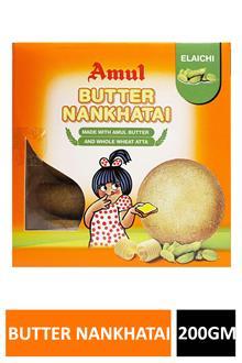 Amul Butter Nankhatai Elaichi 200gm