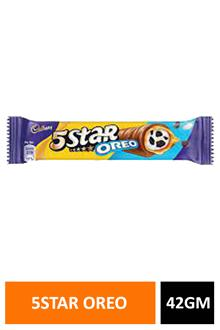 Cadbury 5star Oreo 42gm