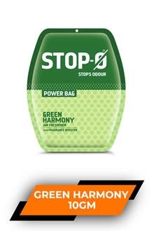 Stop O Pb Green Harmony 10gm