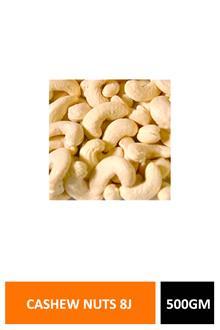 Cashew Nuts 8j 500gm