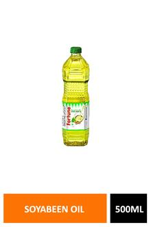 Fortune Soyabeen Oil Pet 500ml