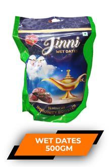 Jinni Wet Dates 500gm