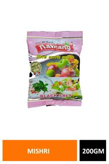 Navrang Black Salt 200gm