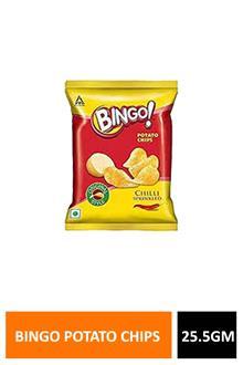 Bingo Potato Chips Chilli 25.5gm