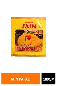 Shree Jain Papad 180gm