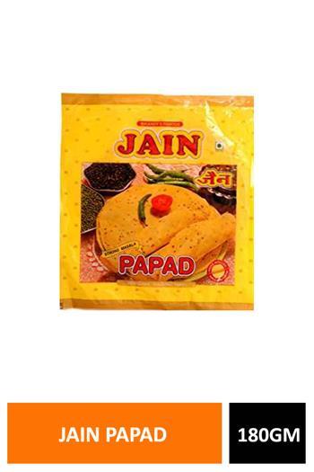 Shree Jain Papad 180gm