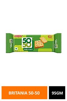Britania 50 50 95gm