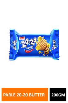 Parle 20 20 Butter Cookies 200gm