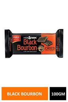 Parle Black Bourbon Choco 100gm