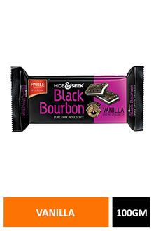 Parle Black Bourbon Vanilla 100gm