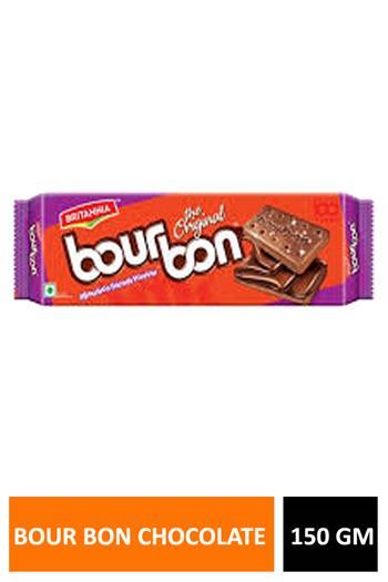 Britania Bourbon 150gm