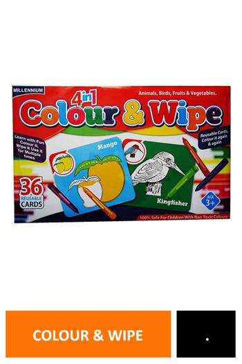 Oly Colour & Wipe