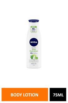 Nivea Body Lotion Aloe Hydration 75ml