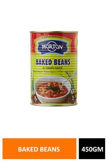 Morton Baked Beans 450gm