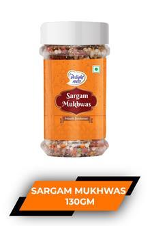 Delight Nuts Sargam Mukhwas 130gm