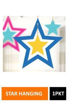 Sig Star Hanging Design Hg3011