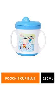 Morison Poochie Cup Blue 180ml