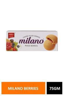 Parle Milano Berries 75gm