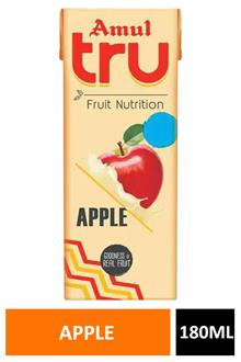 Amul Tru Apple 180ml