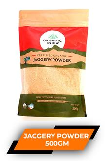 Organic India Jaggery Powder 500gm
