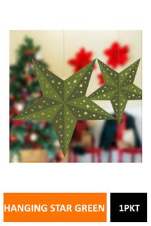 Sig Hanging Star 5pointer Green Hg3161
