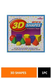 Oly 3d Shapes