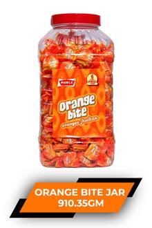 Parle Orange Bite Jar 910.35gm