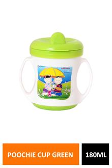Morison Poochie Cup Green 180ml