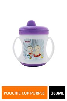 Morison Poochie Cup Purple 180ml