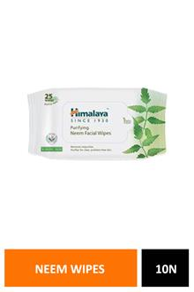 Himalaya Neem Wipes 10n