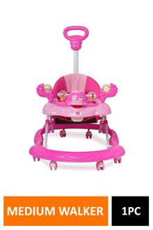 Morison Baby Medium Walker Pink