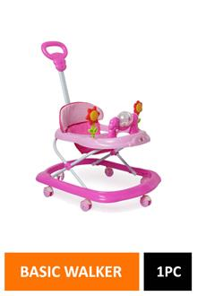Morison Baby Basic Walker Pink