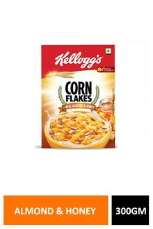 Kelloggs Almond Honey Cornflakes 300gm