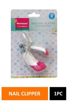Morison Baby Nail Clipper Magnifying Glass