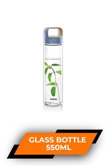Borosil Neo Glass Bottle 550ml