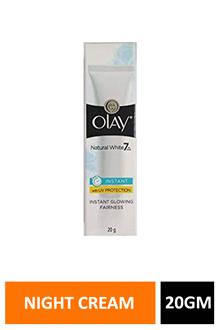 Olay Natural White Night Cream 20gm