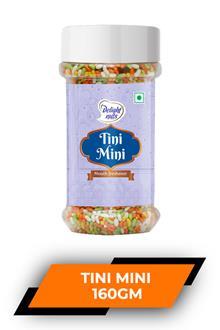 Delight Nuts Tini Mini 160gm