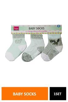Morison Baby Socks Set Of 3