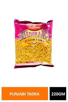 Haldiram Punjabi Tadka 200+20gm