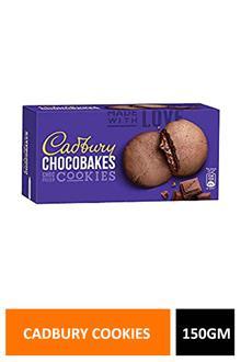 Cadbury Chocobakes Cookies 150gm