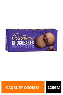 Cadbury Chocobakes Cookies 126gm